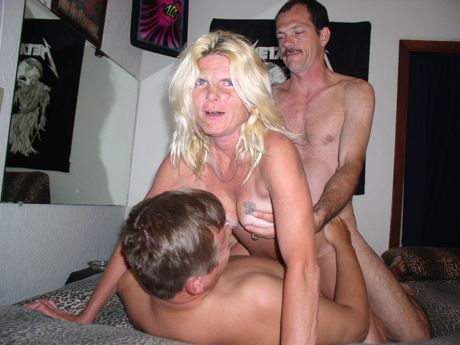 Wife loves to be gangbanged